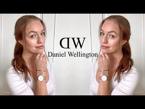 Daniel Wellington Classic Ring, Bracelet & Watch Unboxing + Review   ASHTON LANGFORD