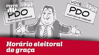 Felipe Xavier: Horário eleitoral de graça