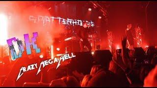 DK x CMH - SPLATTERHOUSE TOUR (Москва) - ВЛОГ НОУНЕЙМА