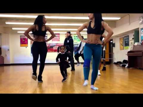Beyonce dance  3 year old kills choreography