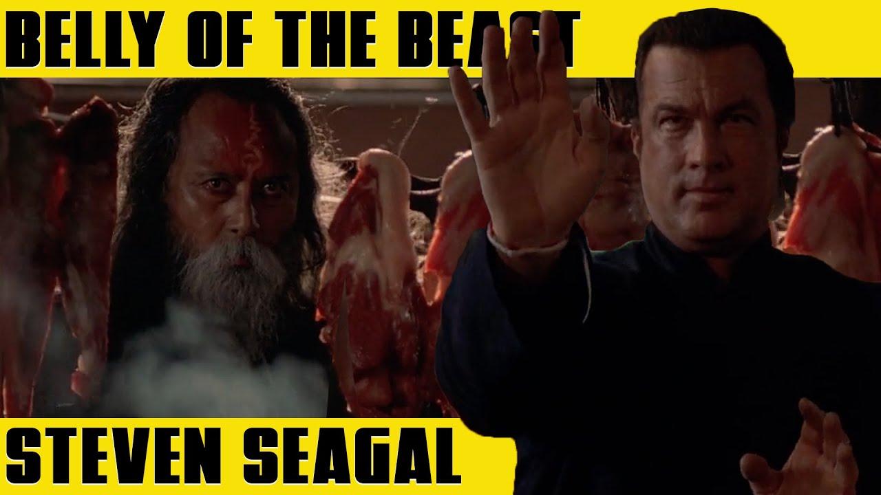 STEVEN SEAGAL Landing in Bangkok | BELLY OF THE BEAST (2005)