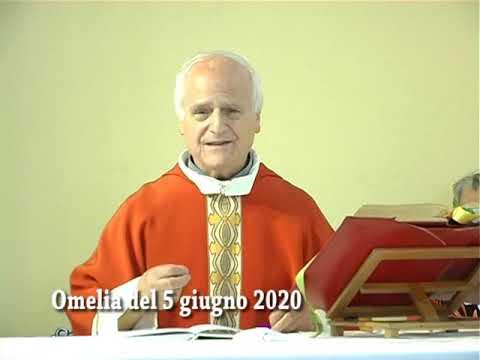 Omelia del 5 06 2020 di padre Giacomo Ribaudo