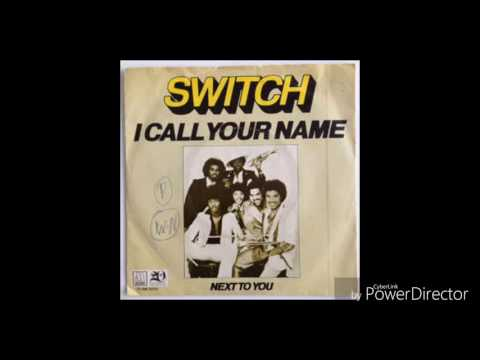 Switch - I Call Your Name_Slowed & Throwed_blacc23
