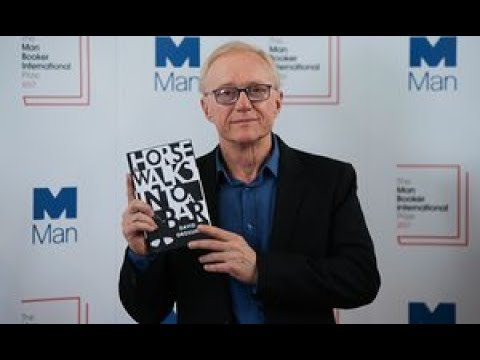 David Grossman wins Man Booker Prize