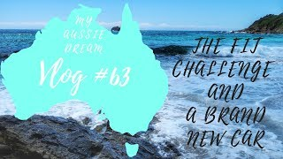 END OF 2018 CHALLENGE AND A BRAND NEW CAR   My Aussie Dream   Vlog #63
