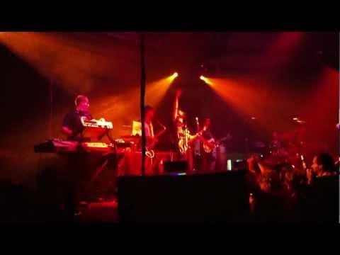 Gigantic Underground Conspiracy Late Night @ Summer Camp Music Festival 2012 [HD]