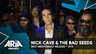 Nick Cave & The Bad Seeds win Best Independent Release | 2013 ARIA Awards