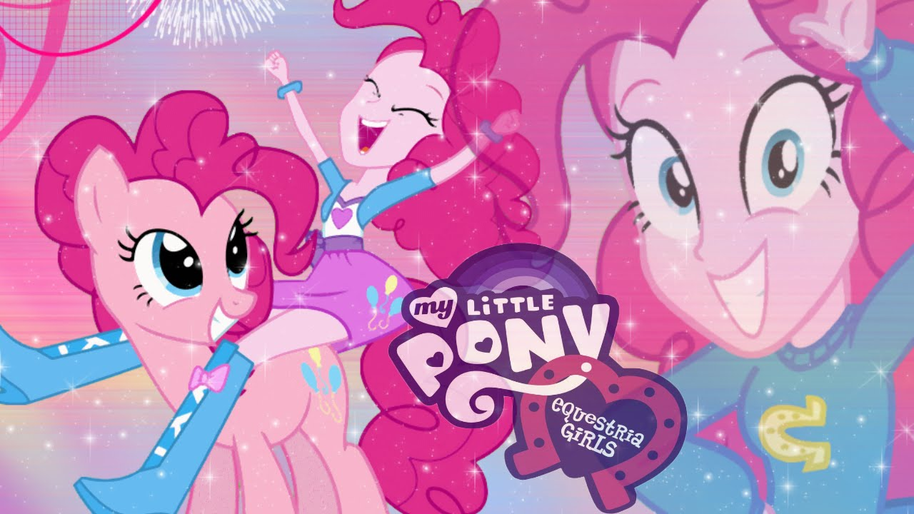 Gallery For gt Equestria Girls Pinkie Pie Party Dress