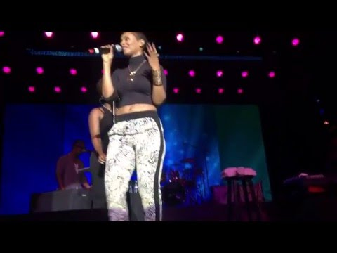 Vivian Green performs