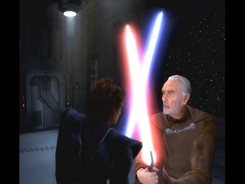 Anakin's Fall pt.2  ||Star Wars Stock Footage||