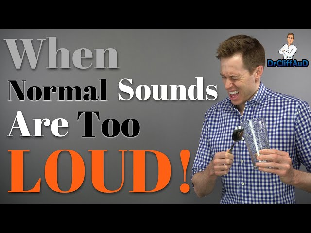 When Normal Sounds are Painfully LOUD! | Hyperacusis