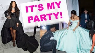 Cardi B STEALS THE SPOTLIGHT From Rihanna At Diamond Ball