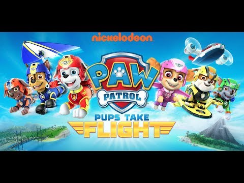 PAW Patrol Pups Take Flight HD - iOS / Android - HD Gameplay Trailer