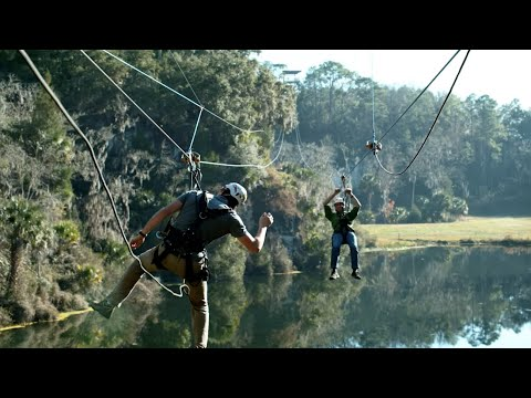 NEW Trolley for your Zip line for Work or Play