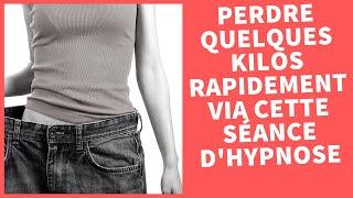 Perdre quelques kilos rapidement via cette séance d'hypnose