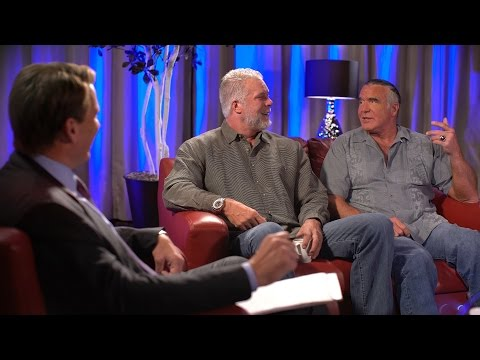 WWE Network sneak peek: The Outsiders on...