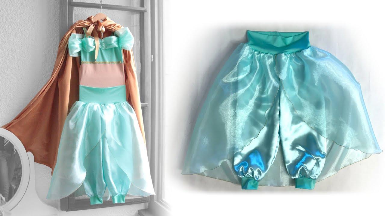 Tuto Princesse Blog Jasmine Le Minikipos Déguisement kTwOPXuiZ