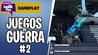 #2 WAR GAMES: SAFETY AREA AND PECARA OF PEELS ? FORTNITE SAVE THE WORLD Gameplay