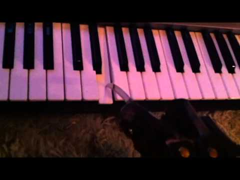 Nightmare on elm street theme piano