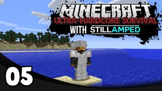 Minecraft Ultra-Hardcore Survival - Ep. 5: No Damage Challenge