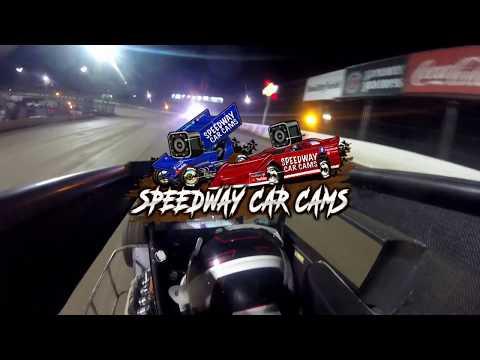 #19M Ethan Mitchell - USAC Midget - Eldora Speedway 9-28-19 - In-Car Camera GoPro