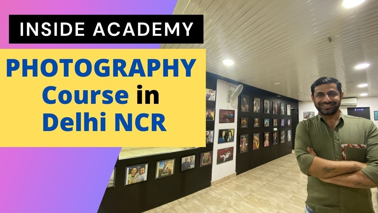 Inside Praveen Bhat Photography Institute | Learn Best Photography Course in Delhi NCR INDIA |