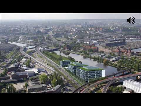 Patryk Litwiniuk - Litwiniuk Property w wywiadzie o inwestycji Szczecin Odra Park - lipiec 2017r