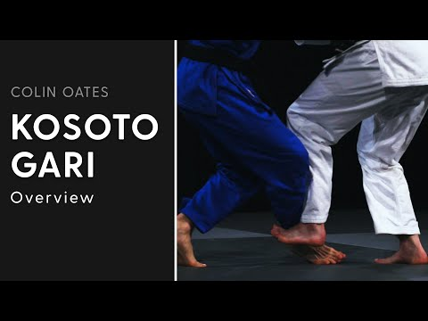 Kosoto Gari Variations | Colin Oates