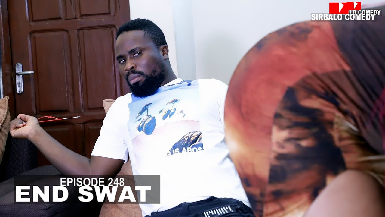 Download END SWAT   SIRBALO COMEDY EPISODE 245