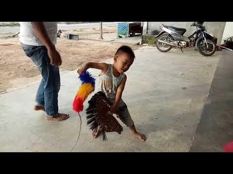 bermain kuda lumping anak usia 3 tahun,seni jaran kepang
