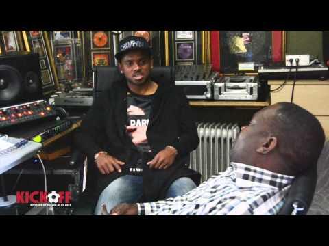 Kermit Erasmus talks football and mixes tunes with DJ Ganyani