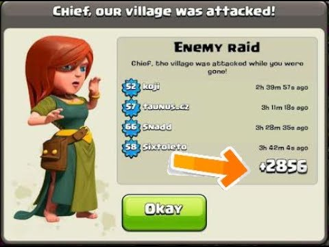 How To Win Every Defense In Clash Of Clans!!!