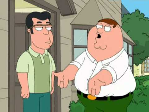 Family Guy Quantum Leap