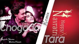 Chogada Tara    Loveyatri    Remix DJ Dhana X DJ Mink    Navratri Special Song    Aayush Sharma