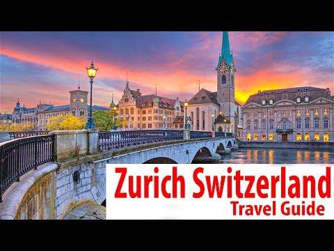 ZURICH Switzerland Travel Experience