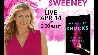 BookTrib Interview With Days of Our Lives Star, Alison Sweeney, Author Of 'Opportunity Knocks'