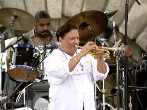 Arturo Sandoval - Full Concert - 08/16/98 - Newport Jazz Festival (OFFICIAL)