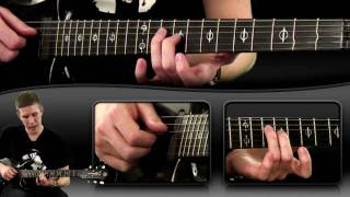 Easy Blues Lick Guitar Lesson