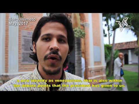 Venezuela's Grassroots Debate Constituent Assembly