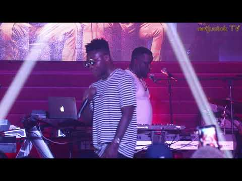 "NotjustOk TV: Banky W, Reekado Banks, Skales & Iyanya Shut Down ""Alternate Sound"" LIVE"