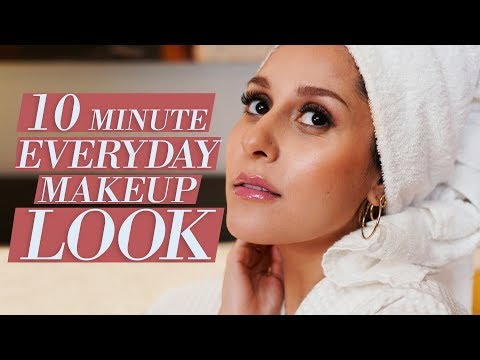 My Everyday 10 Minute Natural Makeup Look