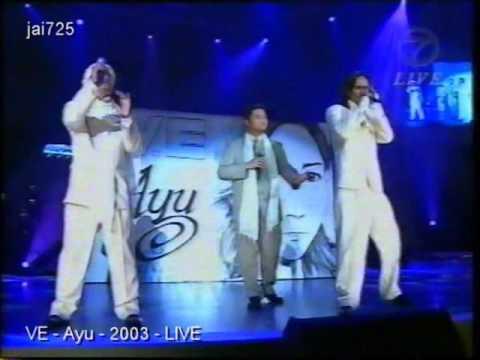 VE - Ayu - 2003 - LIVE