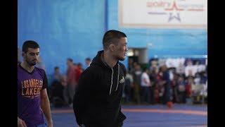 Повний фінальний бій Опана Сат+фінал Казырыка Сайын