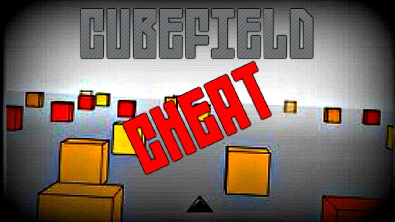 Super Easy Cubefield Glitch Fun Online Game Cheat Youtube