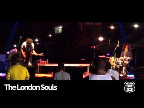 The London Souls at Rte 23 Music Festival
