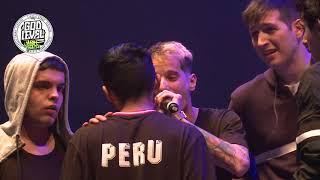 España vs Perú - Final - God Level fest 2019 Perú