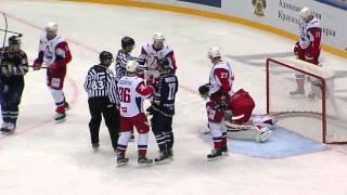 Колесник надежно играет при осаде ворот Локомотива