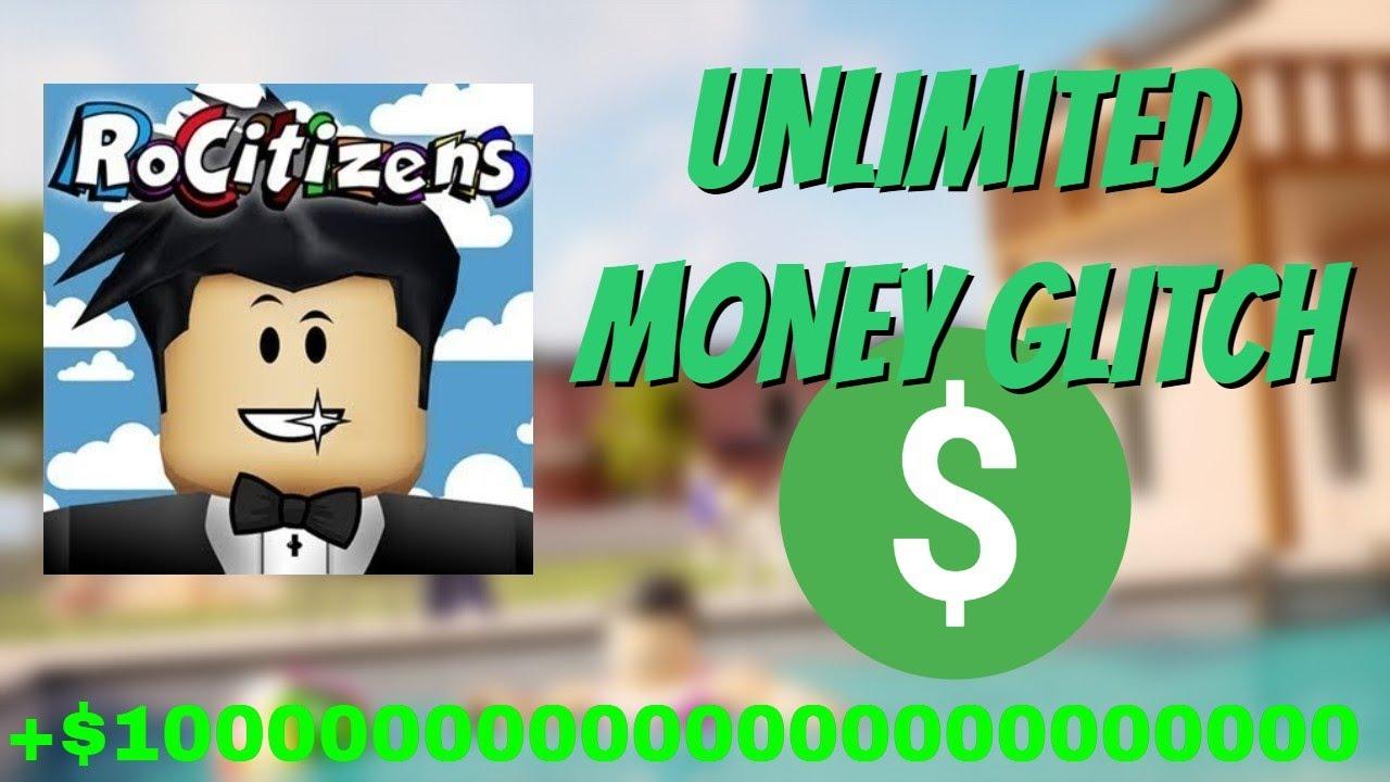 Rocitizens Money Glitch Working July 2020 Unlimited Money