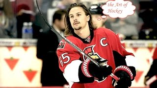 Erik Karlsson - the Art of Hockey (version 4.0)