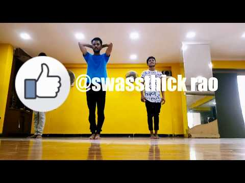 'Ola olaala' song orange movie dance practice